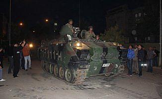 Kars'taki darbe girişimi davasında 4 sanığa müebbet