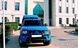 Kolluk kuvvetleri için 2018'de araç alımı yapılacak