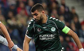 Konyaspor'lu Selim Ay UEFA Avrupa Ligi'nde en iyiler arasında