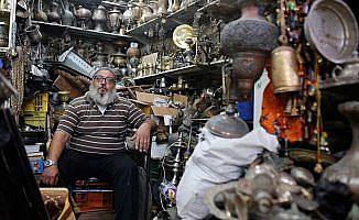 Kudüs'ün son bakır ustası zamana direniyor