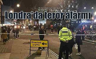 Londra'da metro istasyonunda bombalı saldırı alârmı