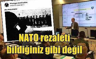 NATO tatbikatında skandal örgütlü derin bir hareket!