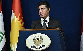 Neçirvan Barzani'den Türkiye'ye teşekkür