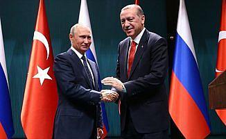Nergis Holding Yönetim Kurulu Başkanı Çağlar: Erdoğan-Putin dostluğu Ortadoğu'da barışı getirecek