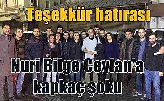 Nuri Bilge Ceylan'a Diyarbakır'da kapkaç şoku