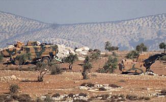 PKK/PYD İdlib'deki TSK gözlem noktasına havan topuyla saldırdı