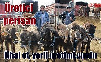 Sırp eti, yerli üretimi vurdu: Satışlar durdu