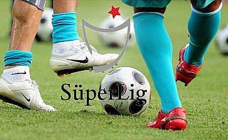 Süper Lig'de son durum: Lider değişmedi