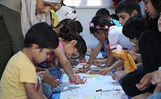 Suriyeli 30 bin çocuk sosyal uyum eğitimi aldı