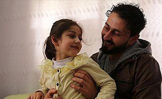 Suriyeli Hinit hastalık yüzünden eriyor