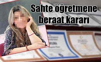Trabzon'da Sahte öğretmen beraat etti