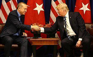 Trump ile Erdoğan telefonda görüşecek
