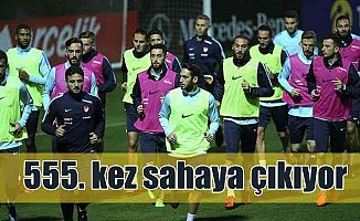 Türkiye, 555. maçına çıkıyor: Arnavutluk'la hazırlık maçı Antalya'da