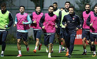 Türkiye ile Arnavutluk 10. randevuda