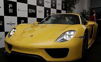 Türkiye'nin ilk otomobil, motorlu araçlar ve motor sporları festivali başlıyor