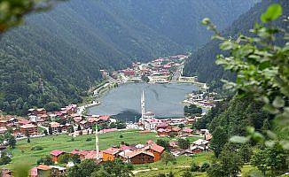 Uzungöl'de yıkılacak tesisler belirlendi