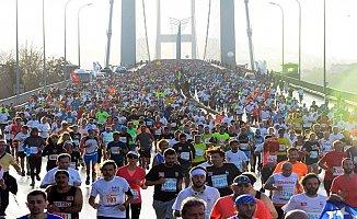 2018 Vodafone İstanbul Yarı Maratonu'na doğru