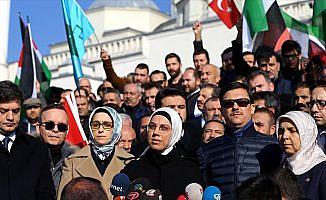 Şahin: Kudüs kararı uluslararası sözleşmelere tamamen aykırıdır