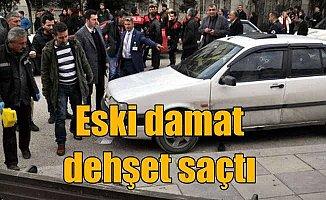 Ankara Altındağ'da eski damat silahla dehşet saçtı