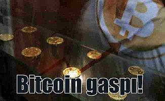 Antalya'da Bitcoin gaspı; Bitcoin almaya geldiler, gasp edildiler