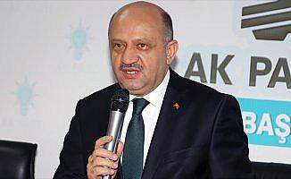 Başbakan Yardımcısı Işık: Büyük bir mücadelenin içerisindeyiz