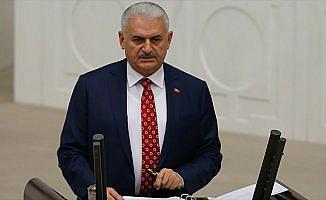 Başbakan Yıldırım: Süleyman Şah Saygı Karakolu eski yerine dönecek