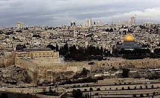 'Başkenti Doğu Kudüs olan Filistin Devleti'ni tanıyoruz'