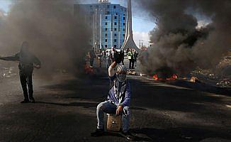 Batı Şeria ve Gazze'de 16 Filistinli yaralandı