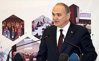 Bilim, Sanayi ve Teknoloji Bakanı Özlü: Teknoloji üreten bir Türkiye oluşturmak istiyoruz