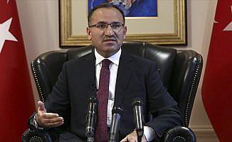 Bozdağ'dan CHP'ye Aldan için disiplin hukuku çağrısı