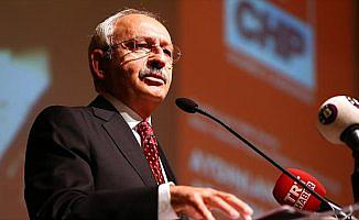 CHP Genel Başkanı Kılıçdaroğlu: Ufuk ve bir umut vermek lazım topluma