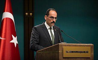 Cumhurbaşkanlığı Sözcüsü Kalın: İslam İşbirliği Teşkilatı Kudüs gündemiyle olağanüstü toplanacak