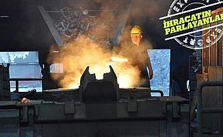 Dev otomotiv markalarının döküm parçaları Trabzon'dan