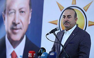 Dışişleri Bakanı Çavuşoğlu: CHP de bazı partiler de FETÖ'nün güdümündedir