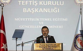 Emniyet Genel Müdürü Altınok: 22 bin 987 teşkilat mensubu meslekten ihraç edildi