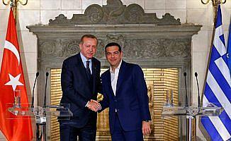 'Erdoğan'ın Yunanistan ziyareti yeni bir ilişkinin başlangıcı'
