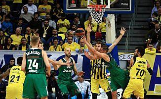 Fenerbahçe Doğuş sahasında kaybetti
