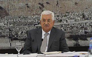 Filistin Devlet Başkanı Abbas BMGK'nin 'tavrından' memnun