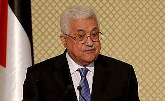 Filistin Devlet Başkanı Abbas Katar'da