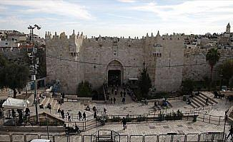 Filistin direnişinin tarihten günümüze sembol adresi: Şam Kapısı