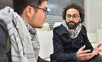 Filistinli yönetmen Ebu Salih: Cumhurbaşkanı Erdoğan'ın tavrını gördük ve mutlu olduk