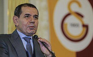 Galatasaray Kulübü Başkanı Özbek'ten umutlu mesaj