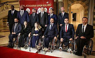 Galatasaray Kulübünden örnek organizasyon