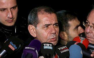 Galatasaray'da seçim kararına tepki