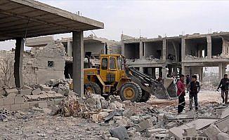 İdlib'e hava saldırısı: 17 ölü
