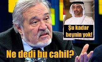 İlber Ortaylı'dan BAE Dışişleri Bakanına 'Fahreddin Paşa' tepkisi