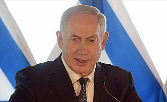 İsrail Başbakanı Netanyahu, ABD'ye teşekkür etti