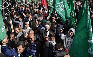 İsrail vatandaşı Filistinliler ABD'nin Kudüs kararını protesto etti