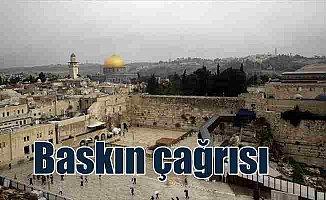 İsrailli aşırıcı örgütten Aksa'ya 'toplu baskın' çağrısı
