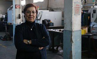 Kadın girişimciden CERN'e 'koruma kalkanı'